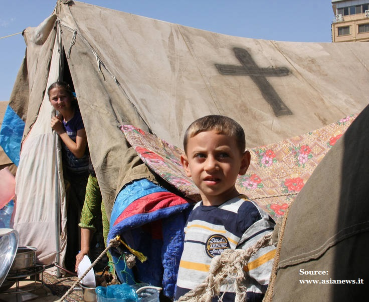 The International Response to the Plight of the Aramean Christians of Syria and Iraq